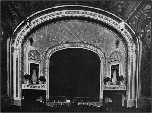 lee's palace: once a cinema, a restaurant, now an annex hotspot