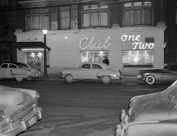 """Nightclubbing in """"old"""" Toronto – 1940's – 70's. They're ..."""
