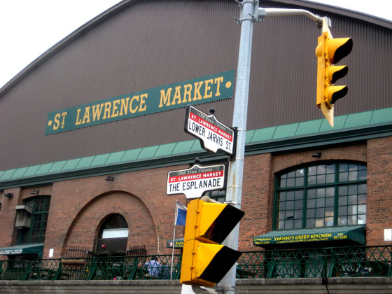 St Lawrence Market Best In The World 92 95 Front Street East