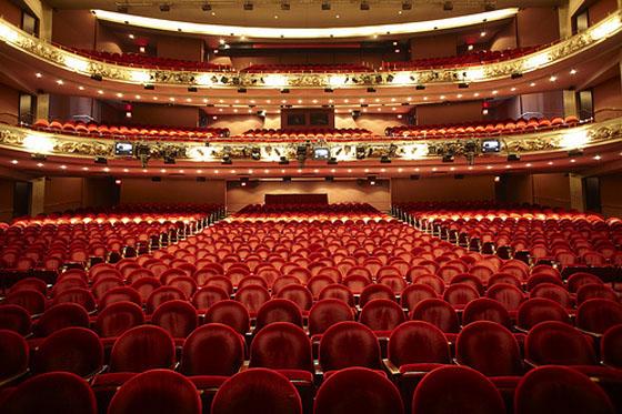 The Princess of Wales Theatre - Toronto, Ontario, Canada