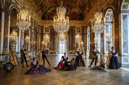 Toronto savvy toronto s opera atelier exports baroque for Baroque mirror canada
