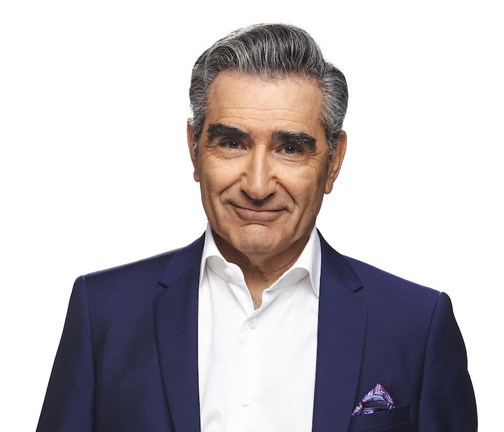 """CBC'S """"SCHITT'S CREEK"""" HAS BEEN PICKED UP FOR A 2ND SEASON ... Eugene Levy Young"""