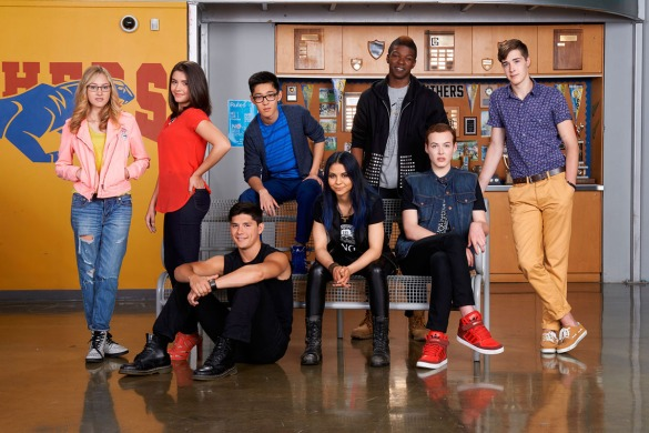 Degrassi: Next Class debuts on Family Channel in January 2016 featuring familiar faces. (CNW Group/DHX Television)