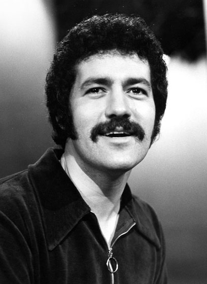 Photo: Alex Trebek 1971 Print borrowed from Darlene Hebert, Talent Resource Centre, Toronto.