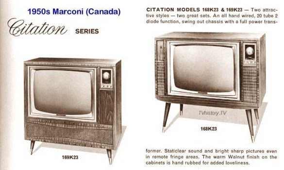 THE WONDERFUL WORLD OF CANADIAN TELEVISION REALLY WAS