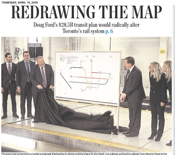 Toronto Dream Subway Map.Toronto Transit Toronto Savvy